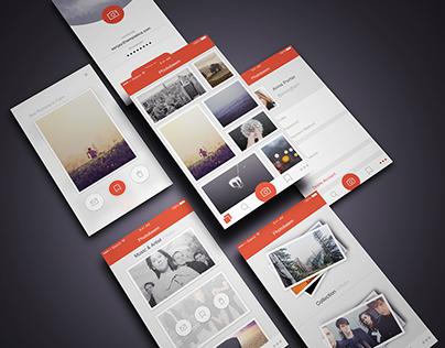 Photo Booth iOS App