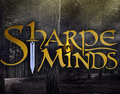 Sharpe Minds | Logo Design