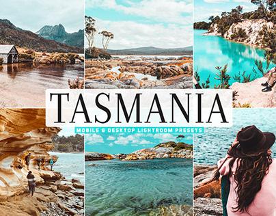 Free Tasmania Mobile & Desktop Lightroom Presets