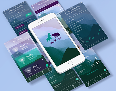 BullBear App Design & Build
