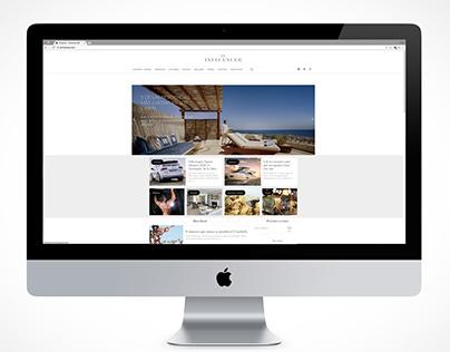El Influencer - Web Design