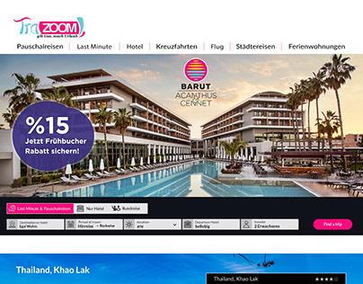 Tour Travel & Hotel Booking Portal