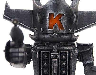 Guardian K - A 'Molly' Custom
