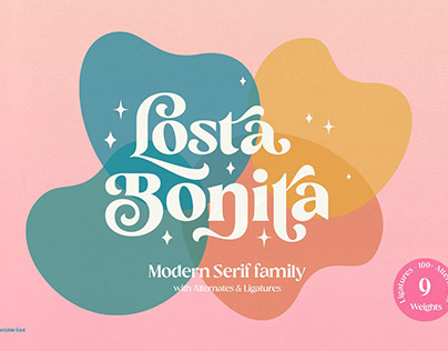 Modern Serif Family