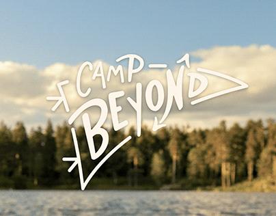 Camp Beyond - Branding