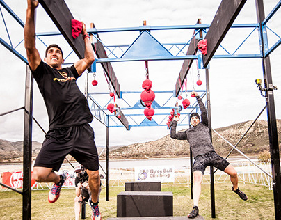 OCR Warrior - Head-to-Head Obstacle Racing Show