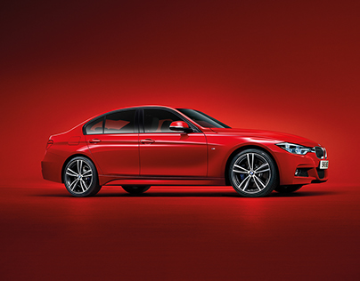 BMW 3 Series, The Driver's Car Since 1975 - Retouching