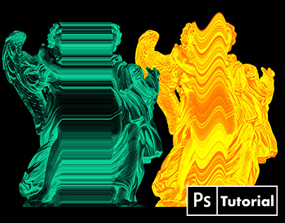 How to Stretch Image - Pixel Stretch - Tutorial