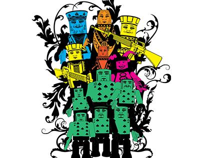 Poker Toys Famiglia