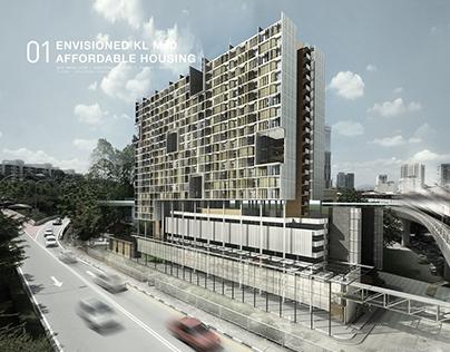 KL M40 HOUSING