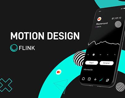 Motion Design - Flink - Marketing Digital