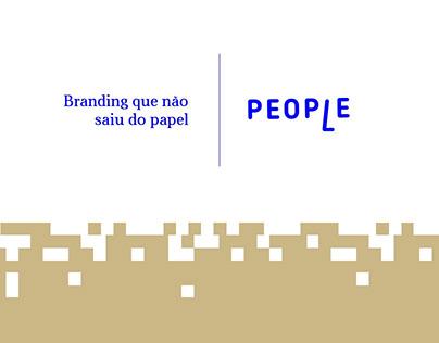 People | Branding que não saiu do papel