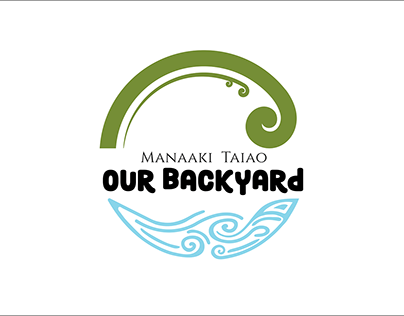 Our Backyard - Zero Waste logo