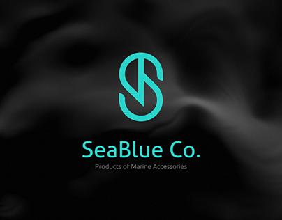 SeaBlue LOGO ❘ WEB