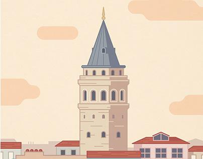 Cities & Symbols/Istanbul-1