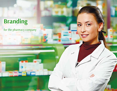 Branding for the pharmacy company