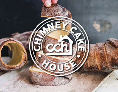 Chimney Cake House | Logo / Visual Identity Design