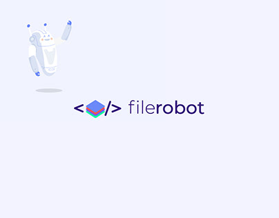 FileRobot - Motion & Branding