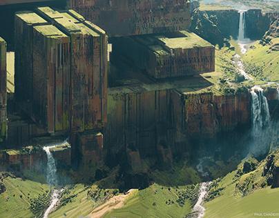 Abandoned Blade Runner