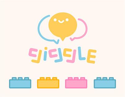 Branding / Giggle Kindergarten