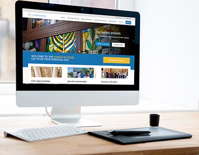 Temple Solel Website