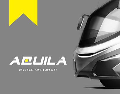 KPIT - Bus front fascia concept (2015)