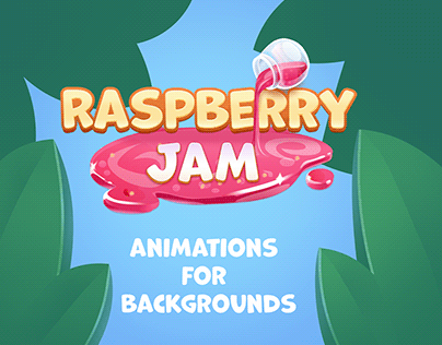 Raspberry Jam. Animations for game map
