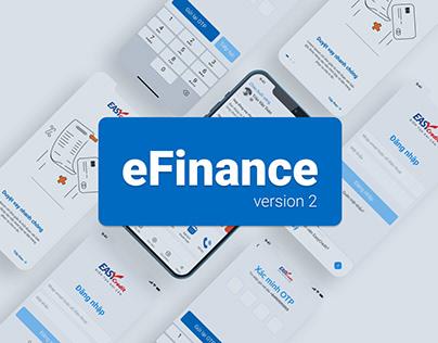 UI/UX | eFinance