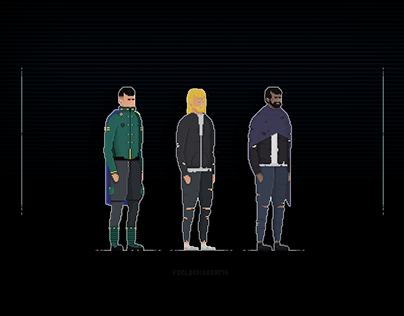 Forlorn Dreams | Characters