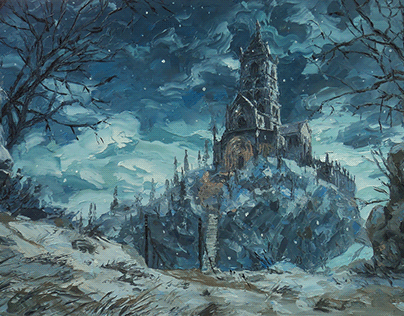 Painted World of Ariandel