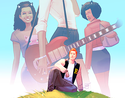 CW RIverdale variant cover