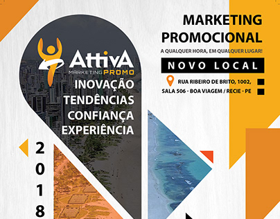 FLYER - Ativa Promo