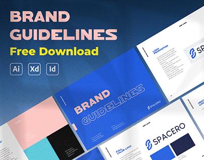 Brand Guidelines Template - Brandbold