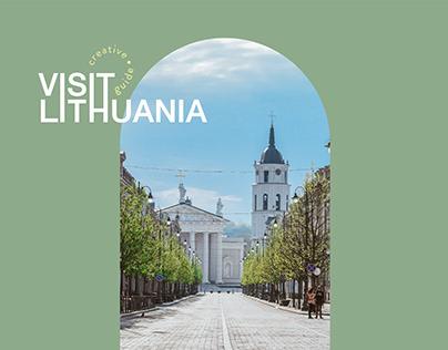 BRANDING - VISIT LITHUANIA
