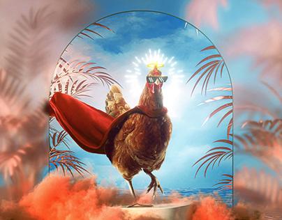 Chicken Fila // Social media Posts Vol.3