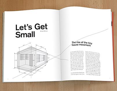 Magazine Article Design