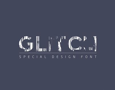 Glitch Font / typography / lettering design  Grafist 19