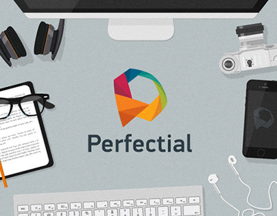Perfectial - Logo