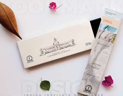Set of bookmark for IISc