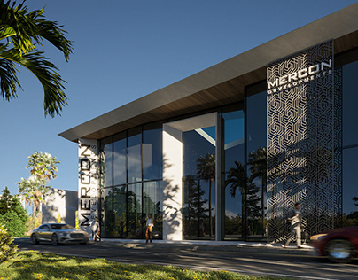 Mercon Sales center