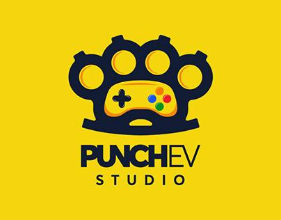 Punchev Studio logo redesign