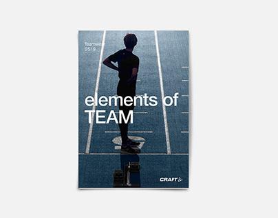 Teamwear Catalogue 2019