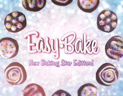 Easy Bake Oven: Baking Star Edition