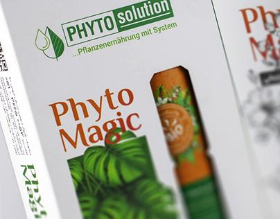 Spray and Powder Fertilizers Packaging Design