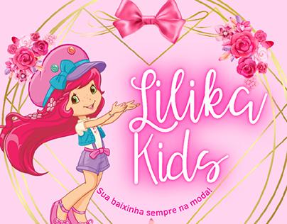 Projeto Lilika kids
