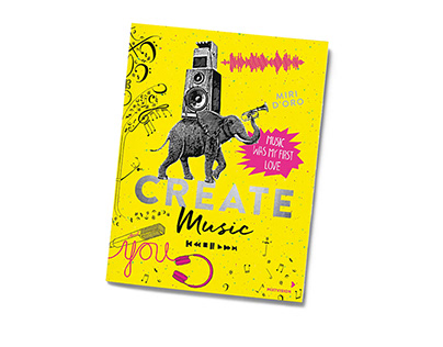 Create Music - A Creative Book