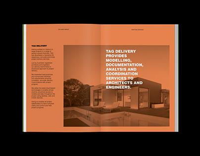 The Away Group / Brochure