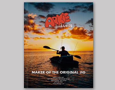 Arkie Lures Catalog