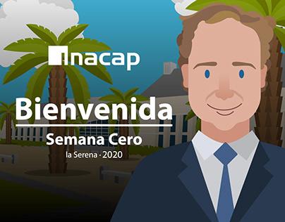 Bienvenida Inacap La Serena 2020