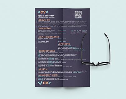 Code — Resume